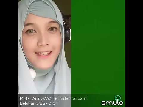 Dot - Belahan Jiwa (cover smule)