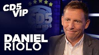 Daniel Riolo - Cher Football Français - PSG, Le Graët, Aulas, l'Italie, Culture Foot - CD5 VIP