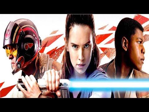 Star Wars: The Last Jedi (2017) Trailer #2 Teaser NEW - Action, Adventure, Fantasy Movie