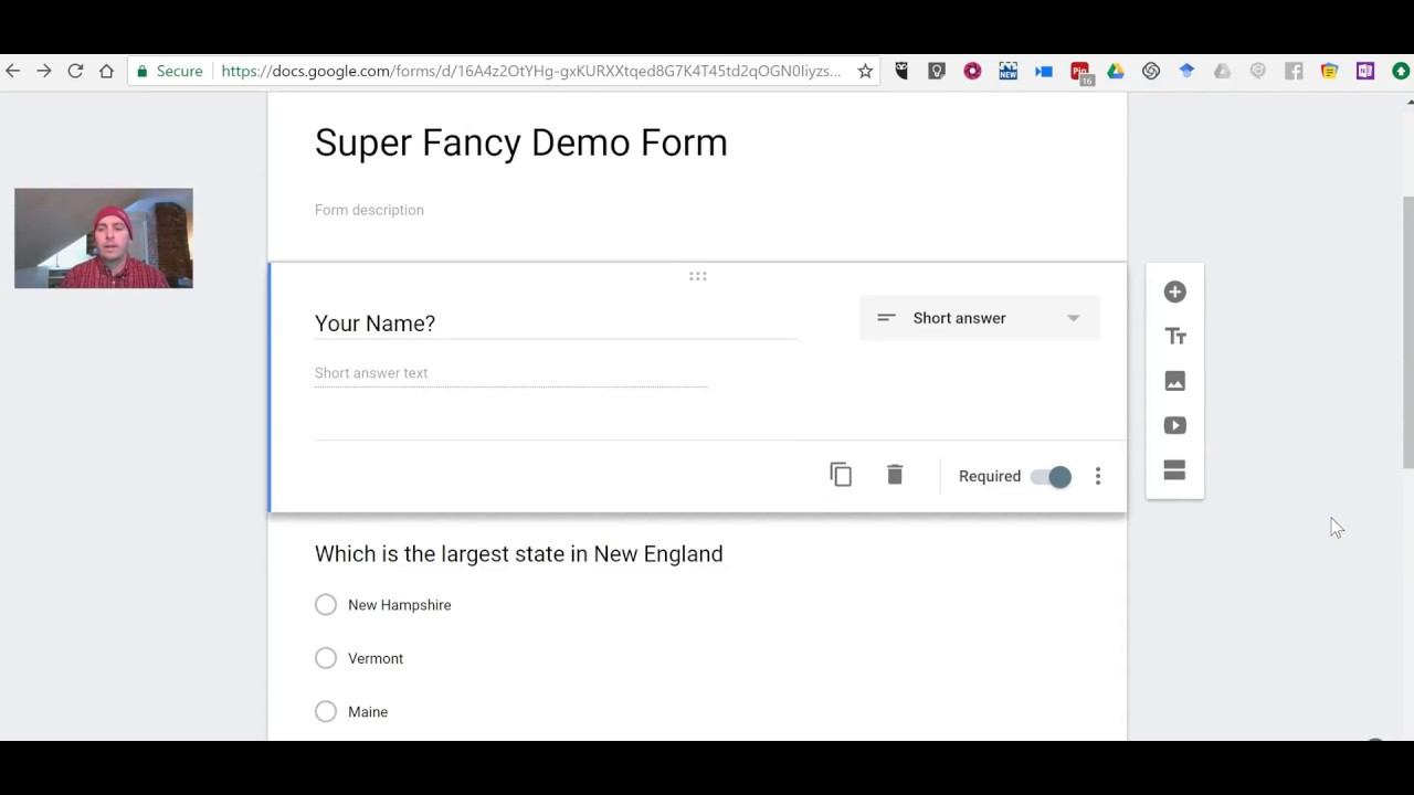 How to Quickly Copy Questions from One Google Form to Another