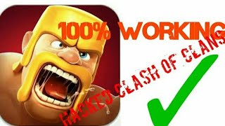 How to hack clash of clans as well as COC ||no root||