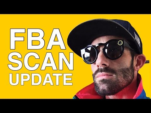 HOW TO USE FBASCAN | FBASCAN UPDATE |  SCAN BOOKS FOR PROFIT | SCAN BOOKS FOR AMAZON FBA TUTORIAL