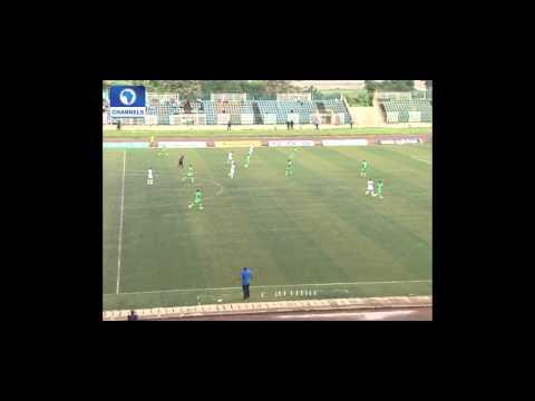 Nigeria's Golden Eaglets Stun Congo DR 5-0 In U-17 Qualifier Pt 1
