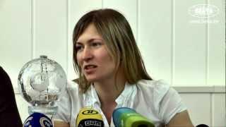 Дарья Домрачева об уходе из биатлона Магдалены Нойнер