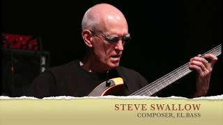 Steve Swallow solo + orchestra - LADIES IN MERCEDES  (arr.L Poletti)