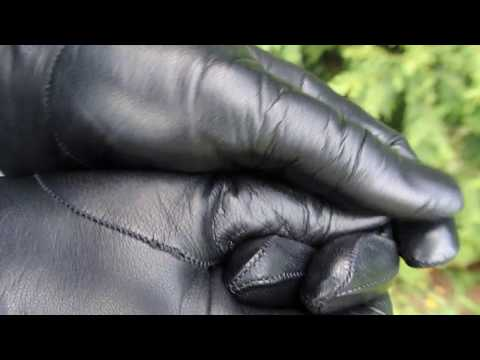 sweet sound of leather gloves