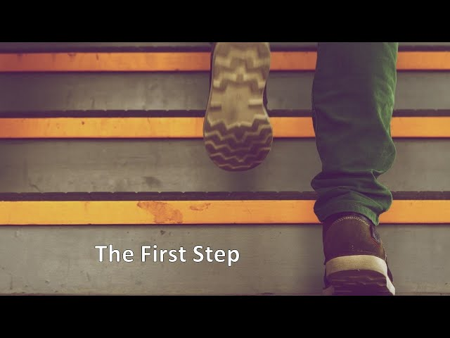 June 5, 2021. The First Step By Pr. Ryan Reeves