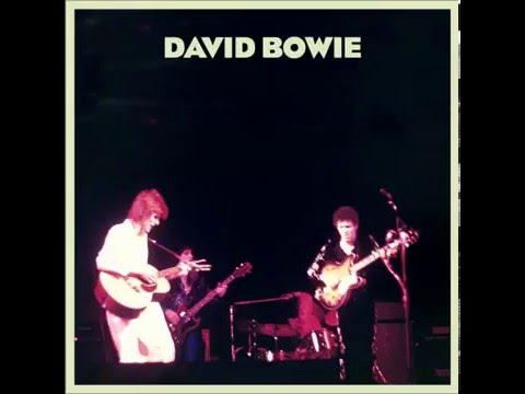 David Bowie - Live at Royal Festival Hall, London, UK - 8 July 1972