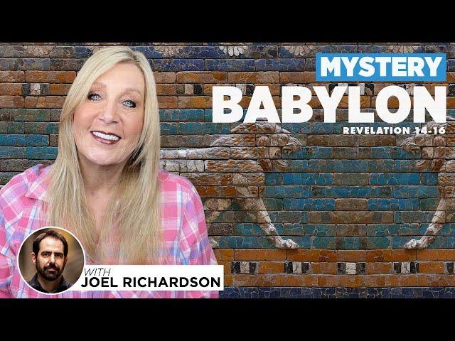Joel Richardson -Mystery Babylon - The End Times Session 2