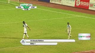 Chinodu Mathew six  goals BPL 2017