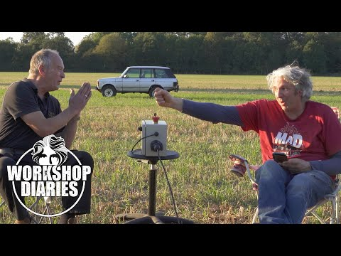 fix it up, or blow it up? 1986 range rover - edd china's workshop diaries 26