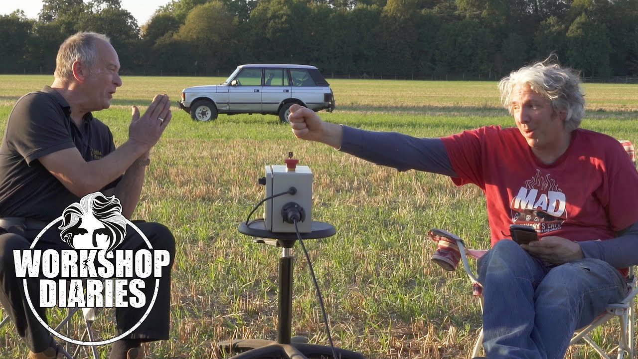 Download Fix it up, or Blow it up? 1986 Range Rover - Edd China's Workshop Diaries 26