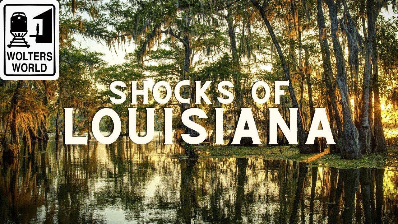 Download Louisiana: 10 Shocks of Visiting Louisiana