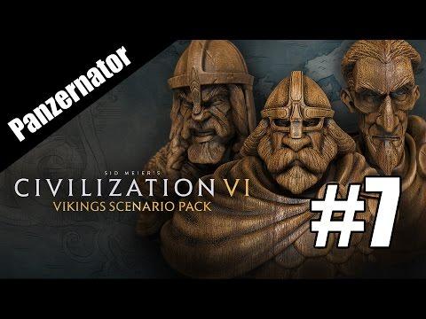 Canute Rockne? Vikings, Traders, and Raiders! Civilization VI episode 7 |