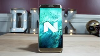 Official Samsung Galaxy S7 Edge Android 7.0 Nougat Review!