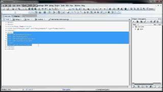 Eenvoudige PHP Strategie Spel - Deel 1: Grondbeginselen en Website Lay-out
