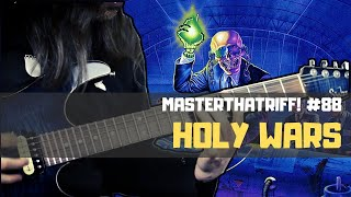 """Holy Wars... The Punishment Due"" by Megadeth - Guitar Lesson w/TAB - MasterThatRiff! 88"