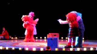 Sesame Street Live 1 2 3 Imagine Imagination Song