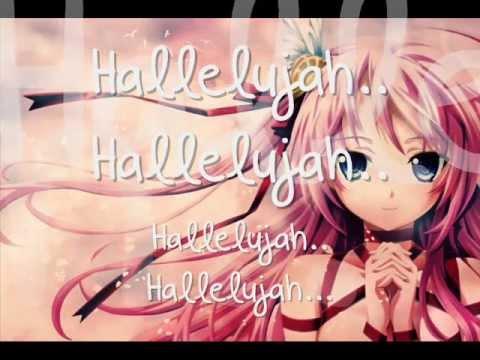 Nightcore - Hallelujah