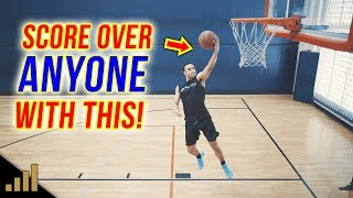 How to: Do a Finger Roll Layup in Basketball!