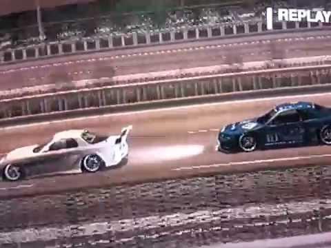 White Charisma vs. Speed King
