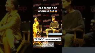 """The """"Gotham"""" cast at New York Comic Con - October 8, 2017"""