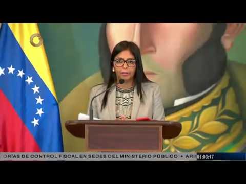 Rodríguez: ANC podrá decretar medidas sobre competencias de los poderes públicos