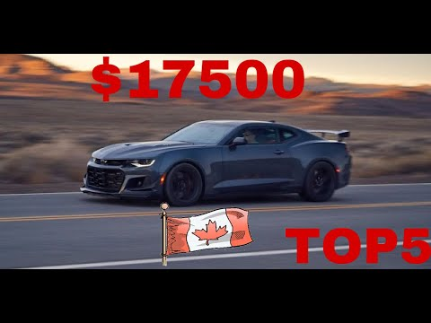 5 Used Cars You Should Buy In CANADA!!!