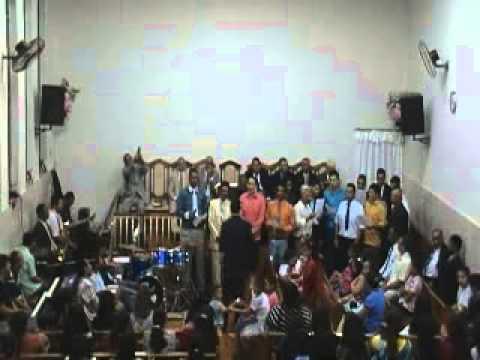 Culto do Pastor paulo jose da silva em cravinhos