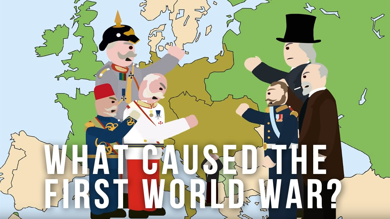 what caused the first world war what caused the first world war