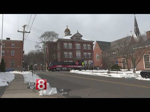 Parents, students angry about decision to close last Catholic school in Naugatuck