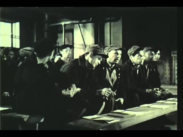 My Six Convicts (1952) - Badass Charles Bronson in prison.avi