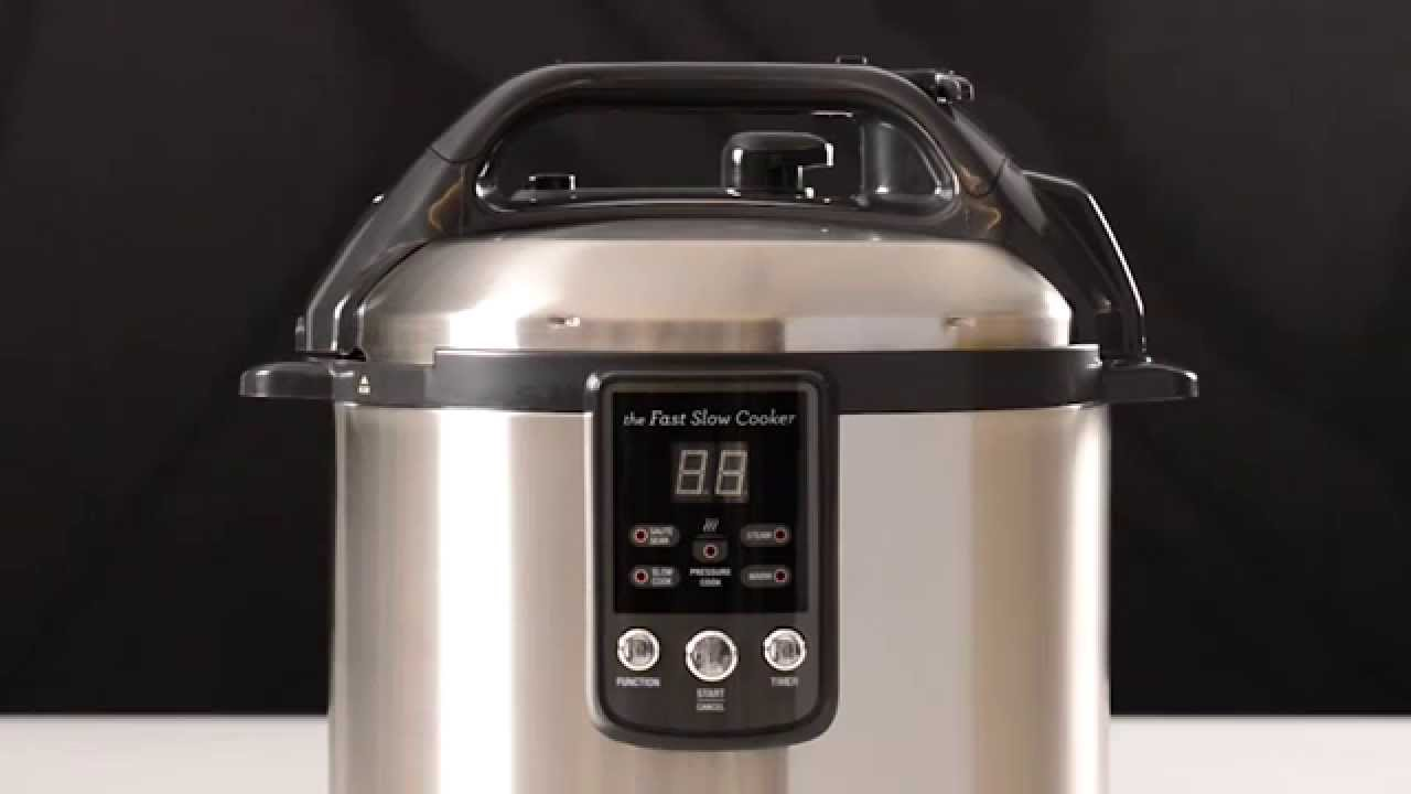 Safety Cleaning Care Of Your Breville Pressure Cooker Youtube