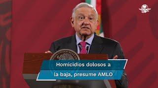 """En su conferencia de este miércoles en Palacio Nacional, el presidente López Obrador dijo que José Narro, exsecretario de Salud con Peña Nieto, terminó de """"matraquero"""""""