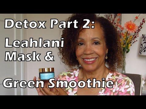 Detox Pt. 2: Leahlani Mermaid Mask; Free Range Diva Mermaid Smoothie