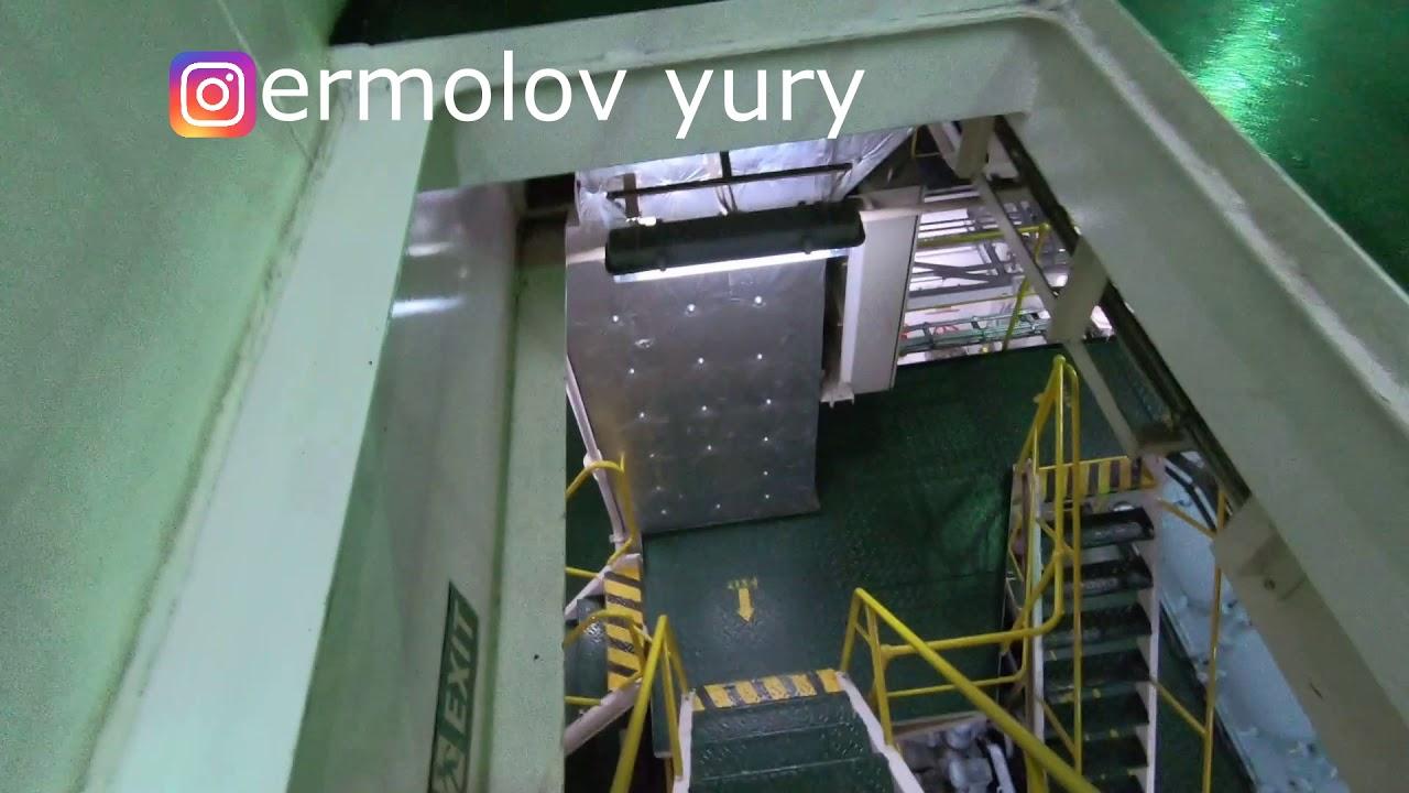 Масляная система на танкере. (Lub. Oil system)