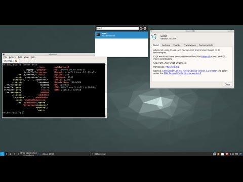 Lubuntu 16.04 LTS - легкий, энергоэффективный и надежный дистрибутив Linux.