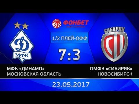 12 финала. Динамо - Сибиряк. 73. Четвертая игра