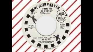 The Exciters - I Want You To Be My Boy (ROULETTE)