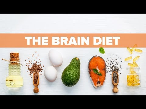 What is the Best Diet For Brain Health?