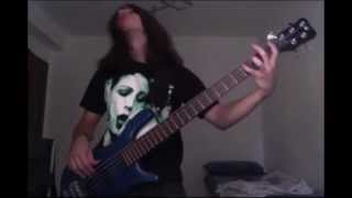 Carcass - Heartwork Bass Cover