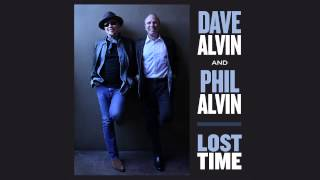 "Dave Alvin & Phil Alvin - ""Cherry Red Blues"" (Official Audio)"