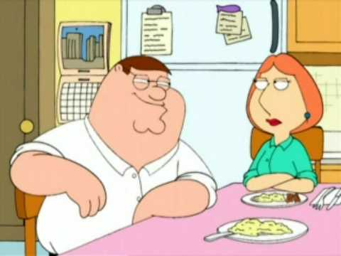 Family Guy - Censoring Real Life