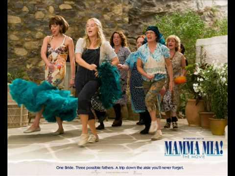 mamma mia movie soundtrack dancing queen youtube