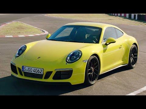 2017 Porsche 911 Carrera GTS Racing Yellow - Awesome Drive 450 hp