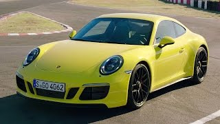 2017 Porsche 911 Carrera GTS Racing Yellow - Awesome Drive 450 hp
