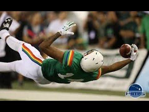 Marcus Kemp Sophmore Highlights  | University of Hawaii Football