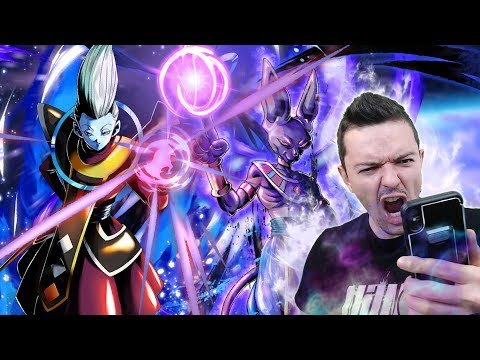 😡😡😡You Made Me Play THIS TEAM?! Legends Roulette | Dragon Ball Legends