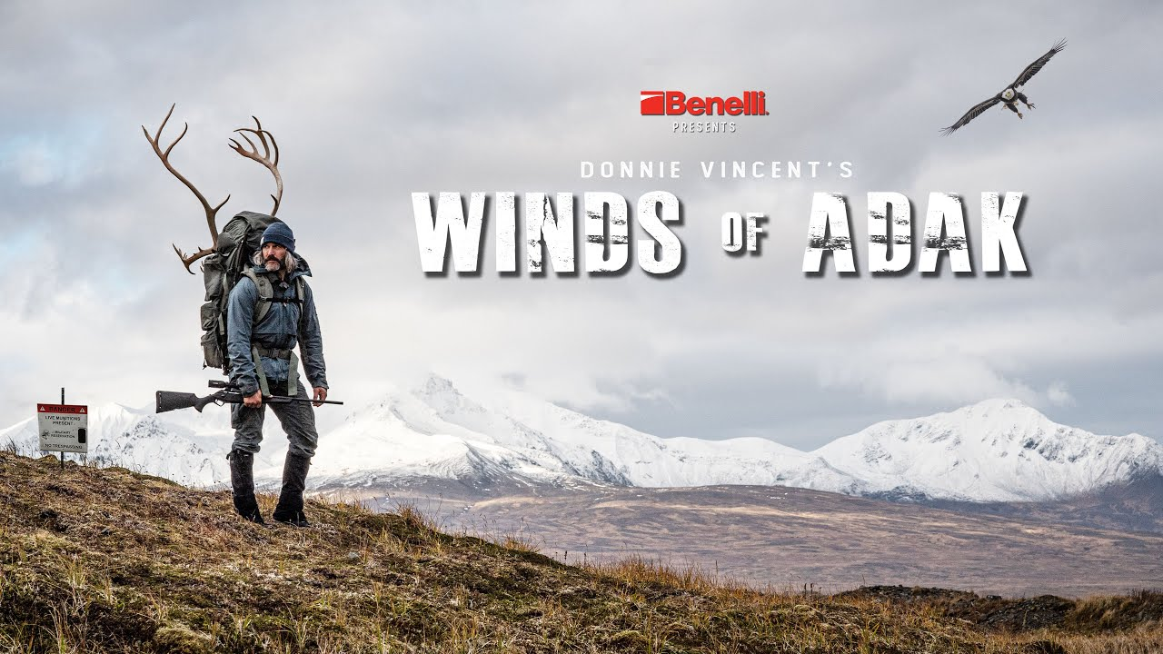 Benelli Presents Donnie Vincent S Winds Of Adak Youtube