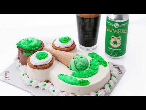 None - Carvel Turns 85 With Cookie Puss Birthday Beer